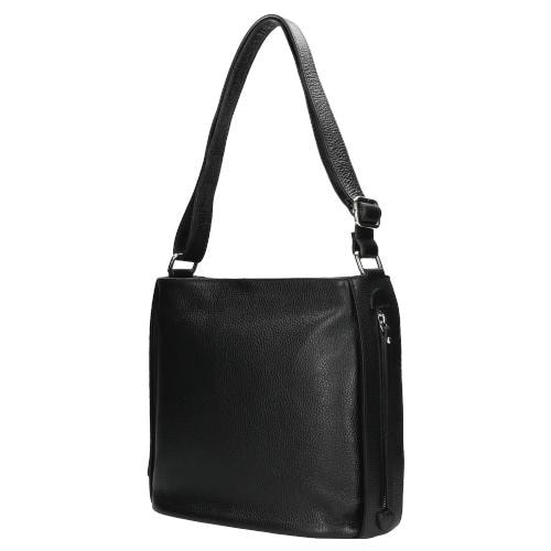 Czarna torebka damska na ramię 80067-51