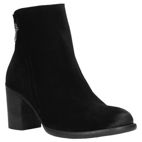 Pohodlné a štýlové kožené členkové topánky 55083-61
