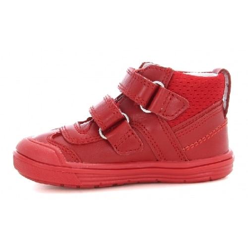 Trzewiki BARTEK W-081859-5/RE5 II, dla dziewcząt, czerwony W-081859-5/RE5 II