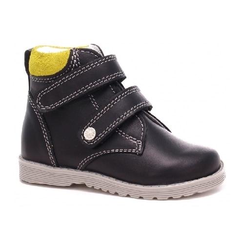 Profilaktyczne BARTEK 084802/0-N2 II, dla chłopców, czarno-żółty 084802/0-N2 II