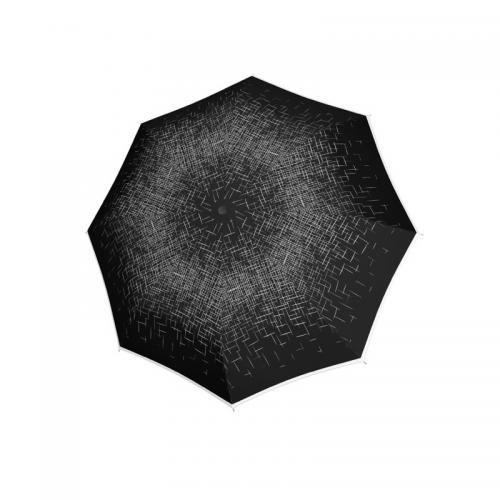Czarny parasol damski DOPPLER  K001001-11