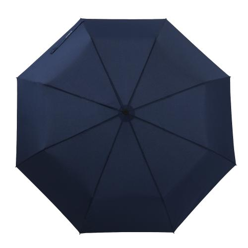 Długi parasol w kolorze granatowym 96701-16