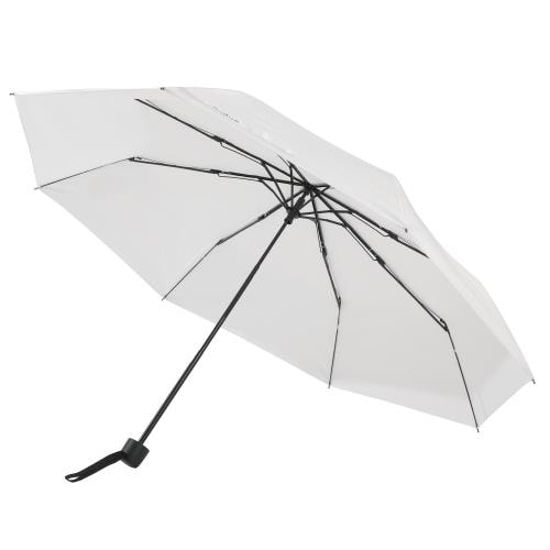 Biały składany parasol  96704-10