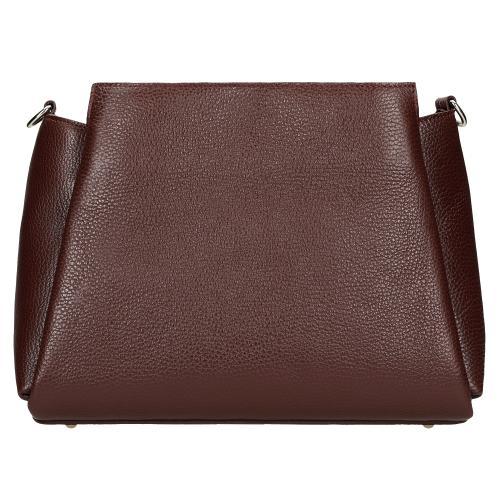 Fioletowa torebka damska na co dzień 80106-55