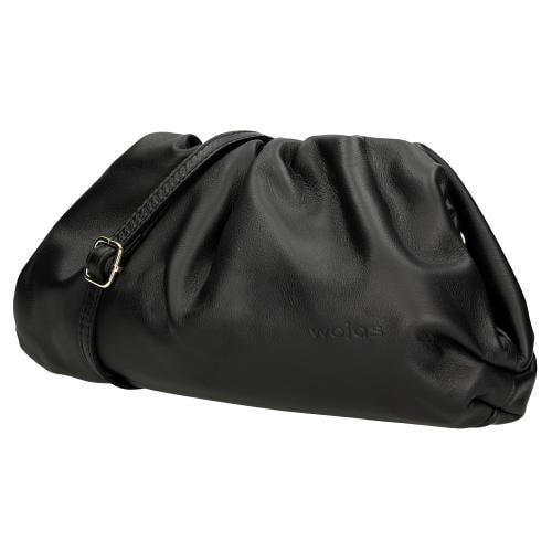 Czarna wieczorowa torebka damska 80110-51