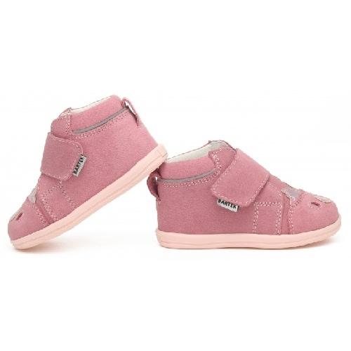 Trzewiki BARTEK 71150-0003, dla dziewcząt, różowy 71150-0003
