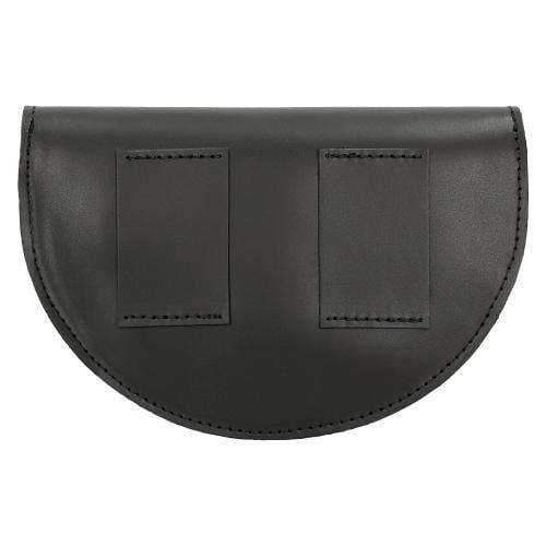 Czarna torebka damska z gładkiej skóry licowej 80131-51