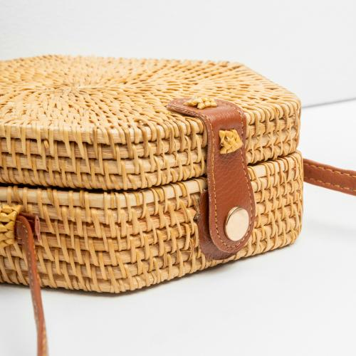 WJS wiklinowa torebka damska w stylu boho WJS76021-63