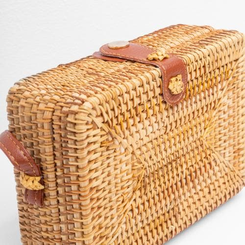 WJS boho torebka damska pleciona WJS76022-63