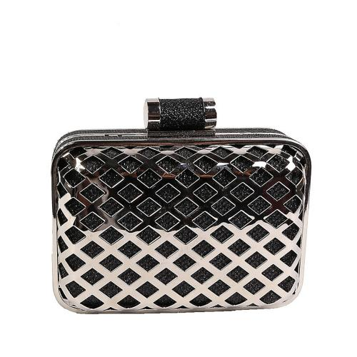 WJS mała czarna torebka damska WJS76036-11