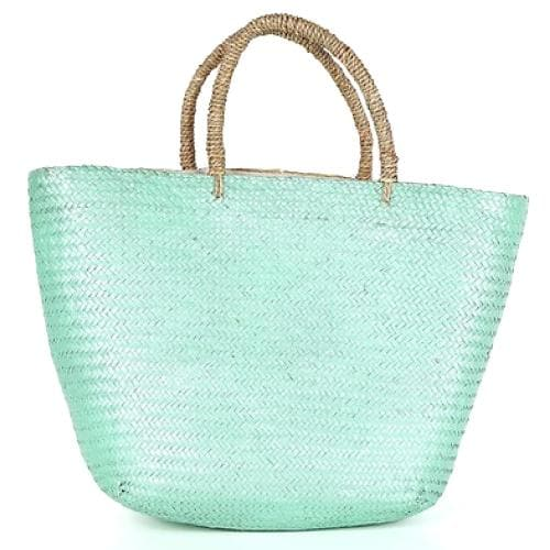 WJS duża zielona torebka damska na co dzień WJS76031-46
