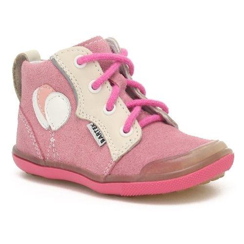 Trzewiki BARTEK 81844-002, dla dziewcząt, różowy 81844-002
