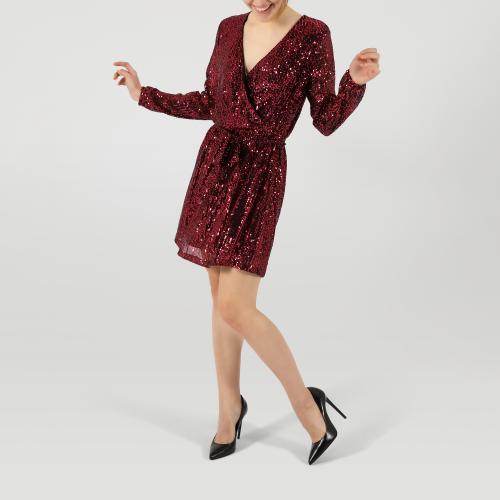 Čierne luxusné dámske lodičky na extra vysokom podpätku 35053-51