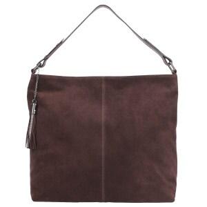 Bordowa torebka damska 6890-75