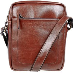Brązowa torba męska 9812-53