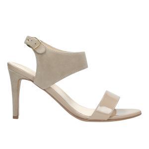 Beżowe sandały damskie 8780-74