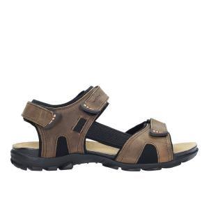 Beżowe męskie sandały 29006-94