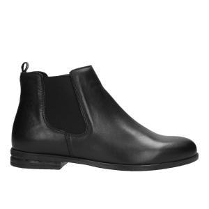Czarne botki damskie 9503-51