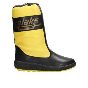 Żółte damskie zimowe RELAKS 3680-78