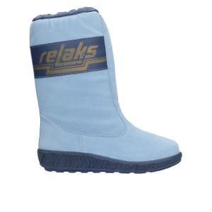 Niebieskie zimowe RELAKS 3680-67