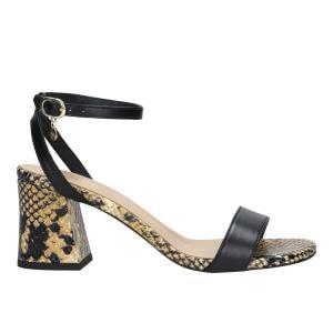 Wyjątkowe sandały damskie z minikolekcji otherwordly exotic 76035-51