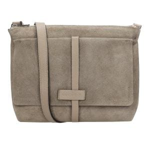Beżowa torebka damska na ramię 9851-74