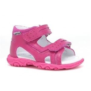 Sandały BARTEK W-71825/X40, dla dziewcząt, różowy W-71825/X40