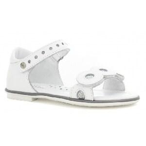 Sandały BARTEK T-39167/18B, dla dziewcząt, biały T-39167/18B