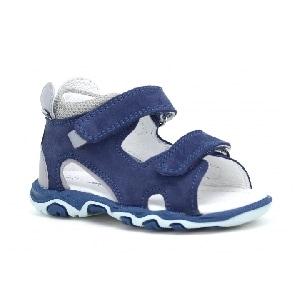 Sandały BARTEK W-71144/ALM, dla chłopców, niebieski W-71144/ALM