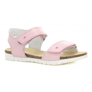 Sandały BARTEK W-79183/PE4, dla dziewcząt, różowy W-79183/PE4