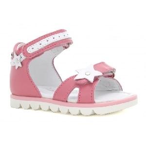 Sandały BARTEK W-51946/00K II, dla dziewcząt, różowy W-51946/00K II