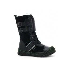 Kozaki BARTEK T-94203/ST/0SR, dla dziewcząt, czarny T-94203/ST/0SR