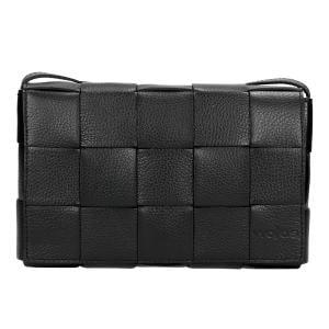 Codzienna mała torebka damska w kolorze czarnym 80095-51