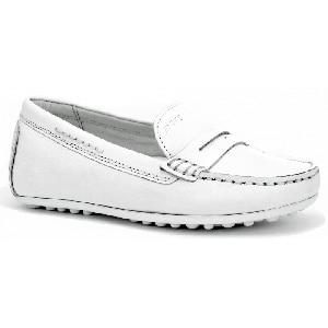 Półbuty BARTEK T-45509/B87, dla dziewcząt, biały T-45509/B87