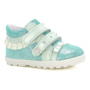 Mini first steps BARTEK W-011733-5/V15 II, dla dziewcząt, zielony W-011733-5/V15 II