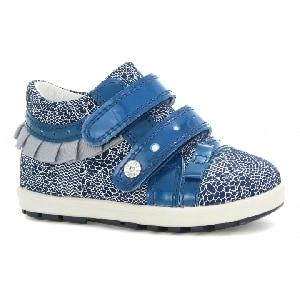 Mini first steps BARTEK W-011733-5/V17 II, dla dziewcząt, niebieski W-011733-5/V17 II