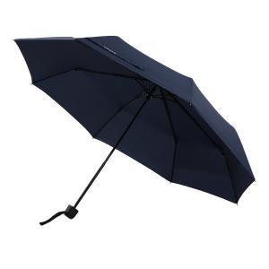 Granatowy składany parasol  96704-16