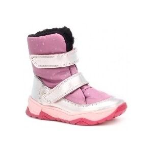Kozaki BARTEK W-64077W/BOT, dla dziewcząt, różowy W-64077W/BOT