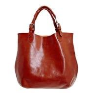 Brązowa damska torebka 3907-52