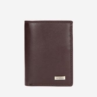 Pojemny brązowy portfel męski 7941-52