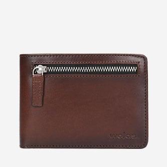 Brązowy portfel meski 9947-52