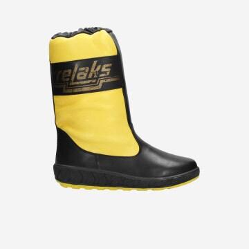 Żółte zimowe RELAKS 3680-78