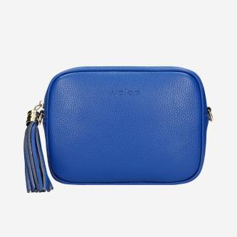 Mała niebieska torebka damska z kolekcji limitowanej 80102-56