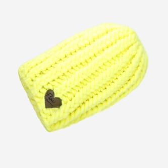 Czapka FLOW EXPERIENCE żółty neon K001007-18