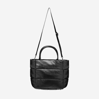 WJS czarna pikowana torebka damska WJS76003-11