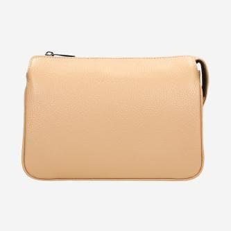 Klasyczna beżowa torebka damska  80134-54