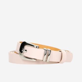 WJS pasek damski w jasnoróżowym kolorze WJS91012-54