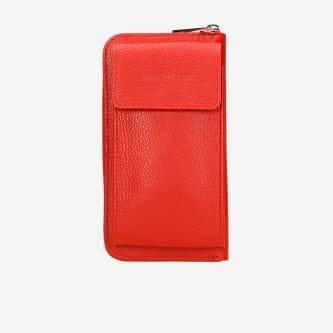 Etui na telefon w kolorze czerwonym 80168-55