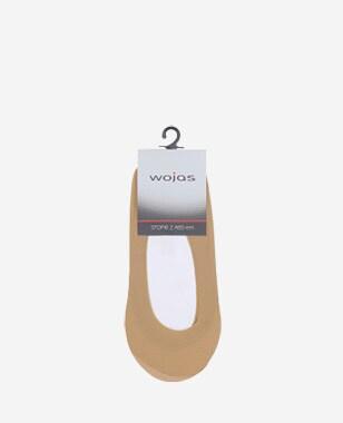 Hnědé dámské ponožky 5980-52