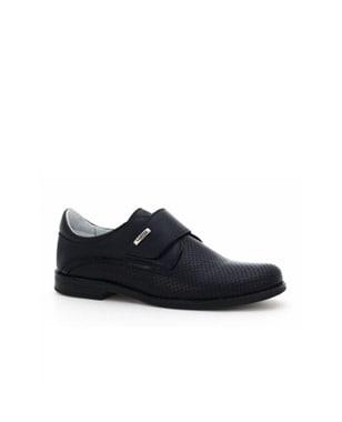 Formálne topánky Bartek W-45565B/SZ/N2